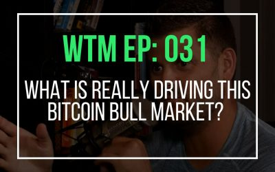 What Is REALLY Driving This Bitcoin Bull Market? (WTM Ep: 031)