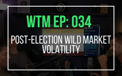 Post-Election Wild Market Volatility (WTM Ep: 034)