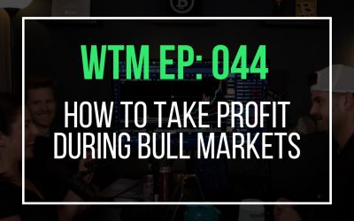 How to take profit during bull markets (WTM Ep: 044)
