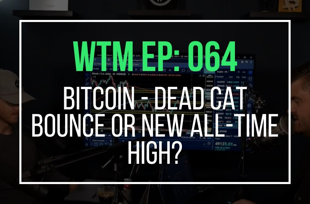 Dead Cat Bounce or New All-Time High? (WTM Ep: 064)